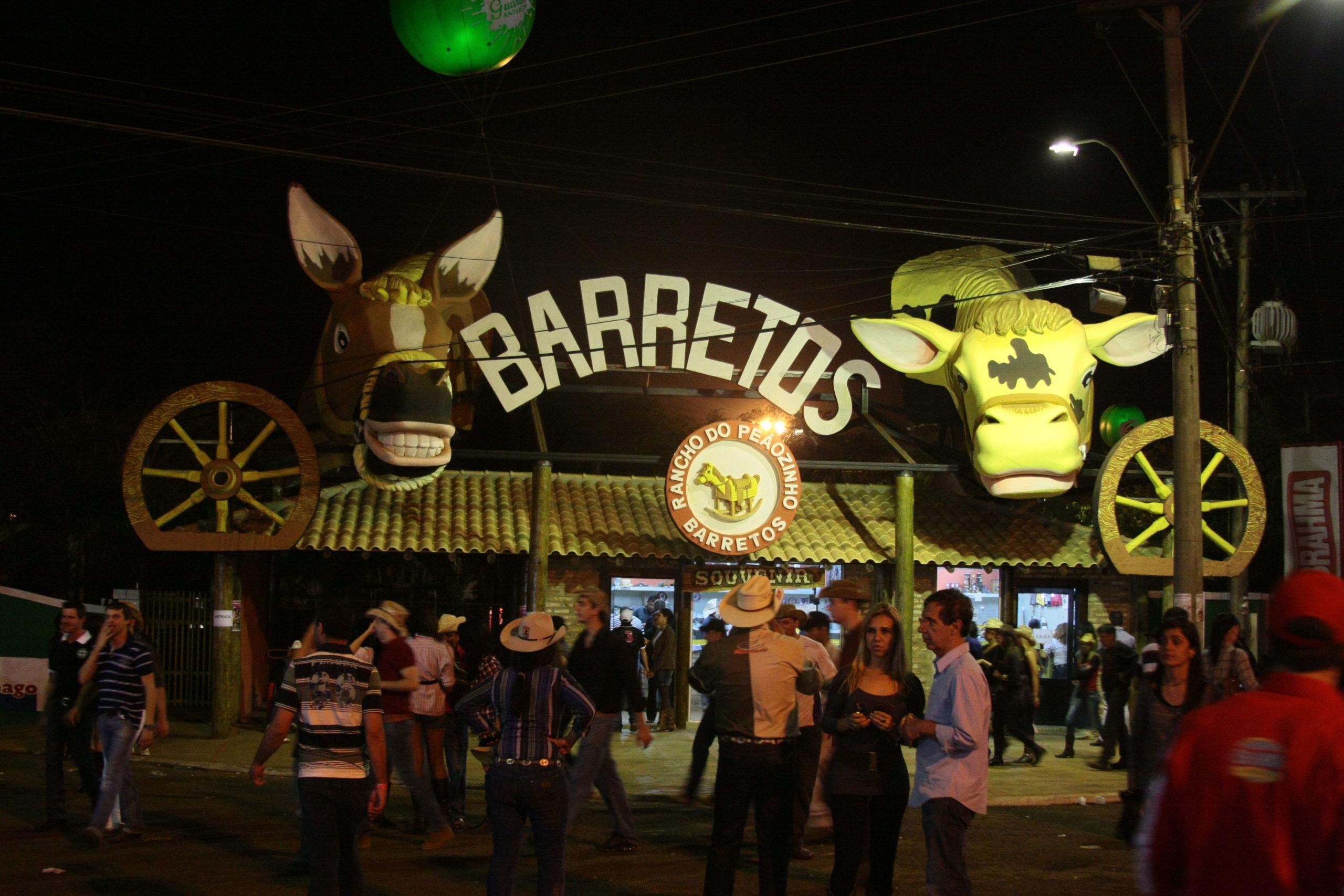 Barretos, cidade country brasileira