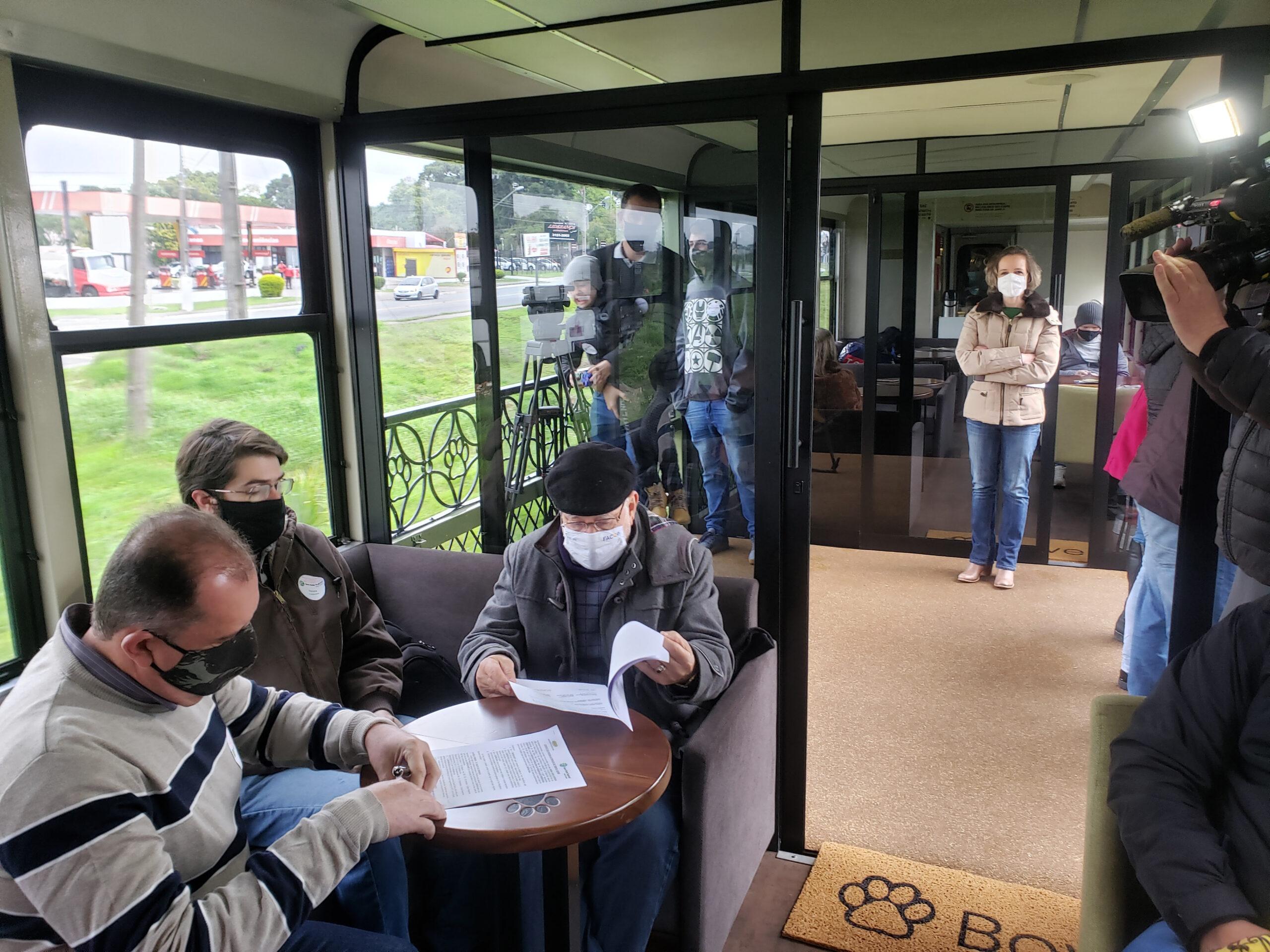 Trem Republicano, entre Itu e Salto, retoma atividades turísticas ainda em 2020