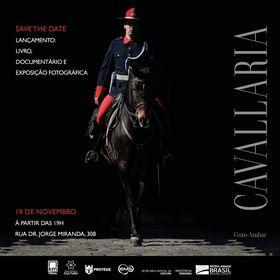 Cavalaria Paulista retratada em livro