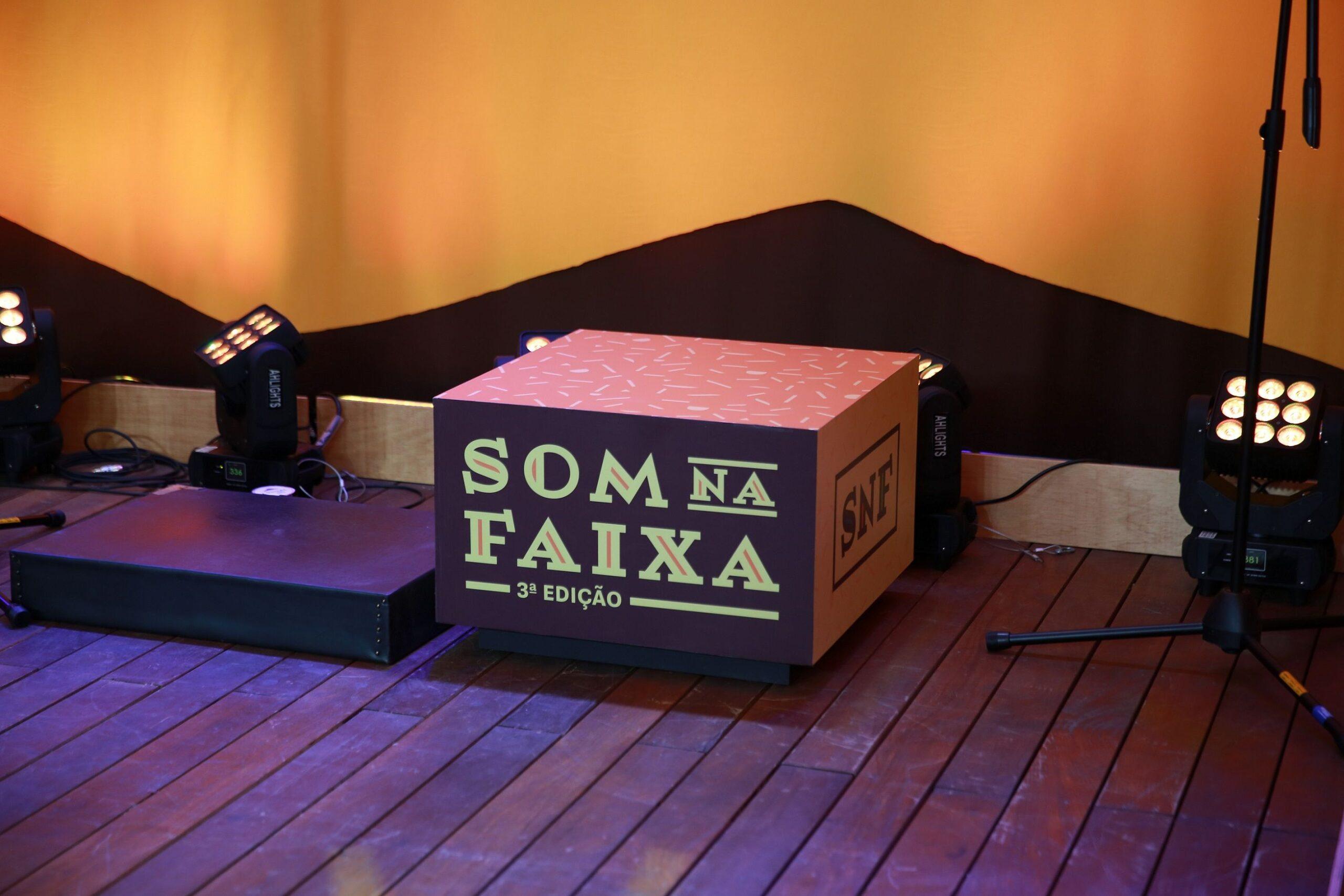 3a. Edição do Festival Som na Faixa (on line)