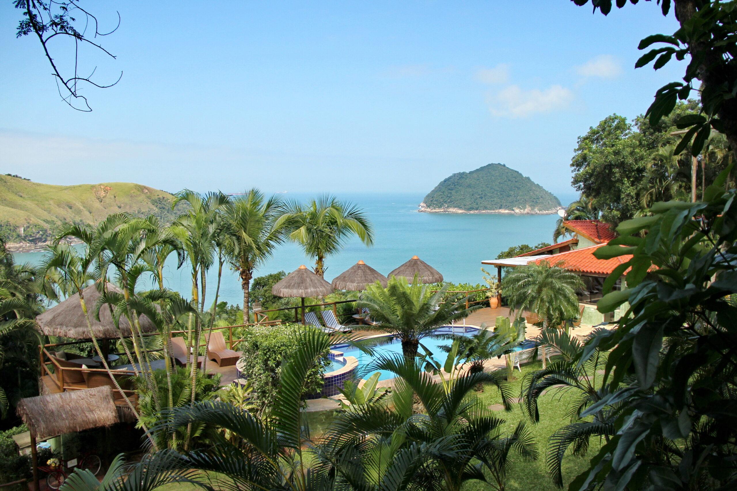 Ilha de Toque Toque tem Réveillon com muito romance e boa gastronomia