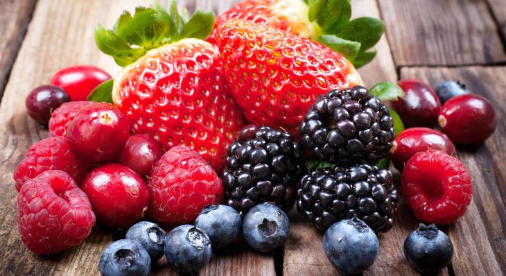 Associação Cozinha da Mantiqueira traz frutas vermelhas à mesa