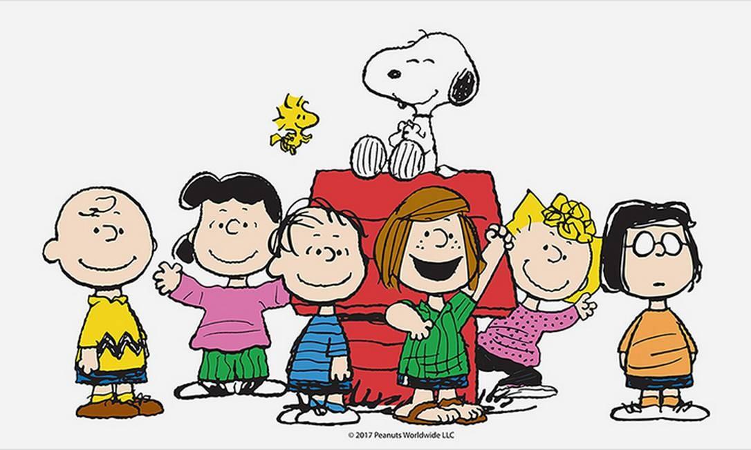 Snoopy e sua turma: exposição gratuita na capital paulista