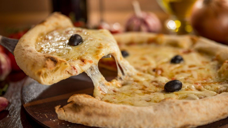 Já que o final de semana é em casa … MIKI tem Pizzas Napolitanas no jantar