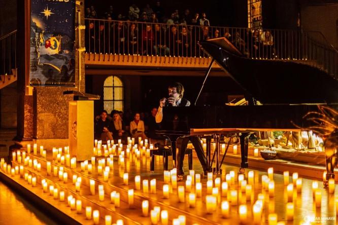 Candlelight: Vivaldi, As Quatro Estações à luz de velas