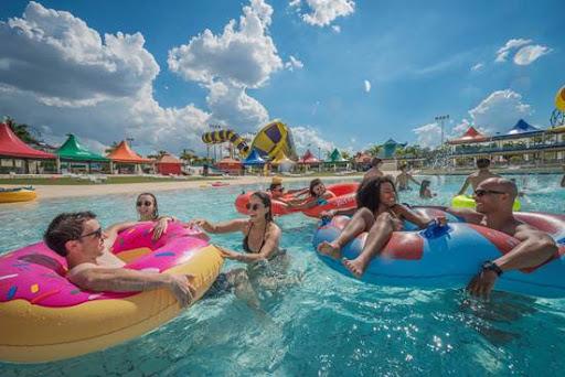 Wet'n Wild, uma boa opção para o verão