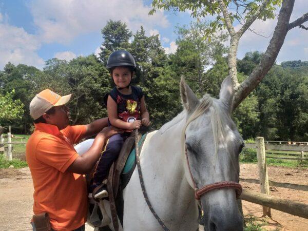 Rancho Figueira, passeio para toda família do lado da capital
