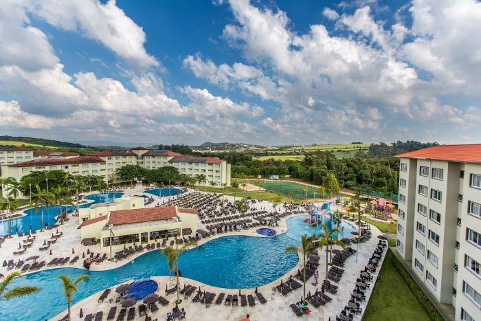 Tauá Resort Atibaia tem programação especial em  fevereiro