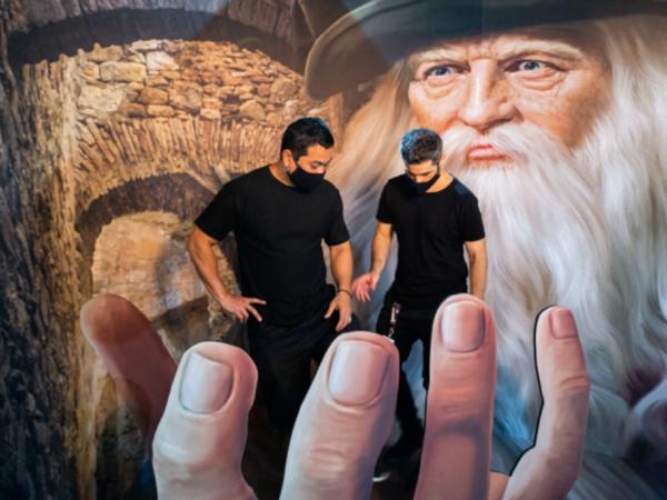 MIS Experience reabre para visitas presenciais com novidades na exposição de Leonardo da Vinci